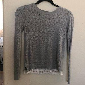 H & M L.O.G.G. Sweater